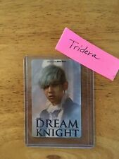 GOT7 Dream Knight BamBam Knight Photo Card KPOP Loader Plastic Sleeve Part 1