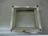 TVR Chimaera Passenger Footwell Compartment      Chimaera Interior Section