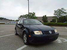 2003 Volkswagen Jetta GLS Sedan 4-Door