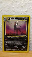 Pokemon/Hundemon/ 8/64 /Neo Revelation/Holo/englisch