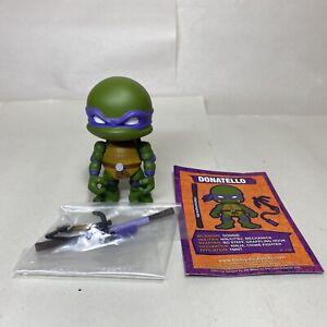 The Loyal Subjects TMNT Ninja Turtle DONATELLO Vinyl Figure Wave 2 NEW!