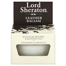 Lord Sheraton Leather Balsam - Cleans Revives & Protect
