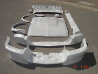 1967-1968 FORD MUSTANG FASTBACK ELEANOR STYLE  FIBERGLASS BODY KIT