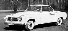 1961 Borgward Isabella TS Coupe Factory Photo J974