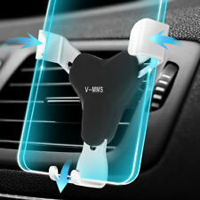 Gravity Auto lock Universal Car Air Vent Holder Mount Cradle for Mobile Phone