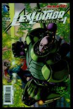 DC Comics New 52 SUPERMAN ACTION Comics 23.3 LEX LUTHOR Cover NM/M 9.8