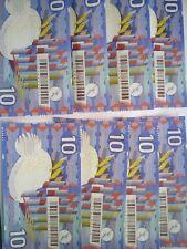 7xTien Gulden Holland Amsterdam 1 Juli 1997Ijsvogel Alcedo Atthis Ispida