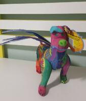 Disney Pixar Coco Dante Alebrije Plush Soft Stuffed Doll Figure CHARACTER TOY!