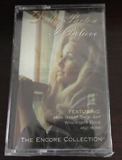 """NEW & SEALED * DOLLY PARTON """" I BELIEVE """" CASSETTE *"""