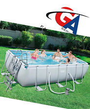 Piscina Fuori Terra Bestway Power 404X201X100CM