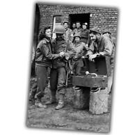 As Americans celebrate Memorial Day War Photo WW2 4x6 V
