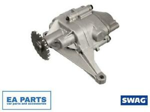 Oil Pump for MERCEDES-BENZ SWAG 10 10 1086