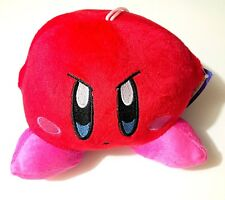 "Kirby Red 5"" Plush Toy"