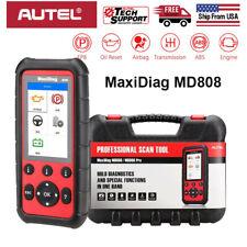 Autel MaxiDiag MD808 OBD2 Diagnostic Scanner Engine AIRBAG SRS ABS Transmission