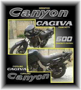 ADESIVI CAGIVA CANYON 600