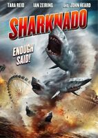 Sharknado (2013, Blu-ray New) BLU-RAY/WS