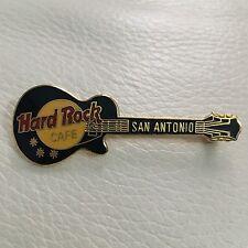 HARD ROCK CAFE SAN ANTONIO GUITAR CHITARRA PIN