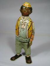 RARE 1920's MARX HEY HEY THE CHICKEN SNATCHER LARGE TIN WIND-UP TOY