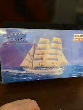 New ListingMinicraft 1/350 Scale Sagres, Portuguese Navy Training Ship - Factory Sealed