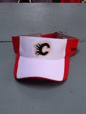 Calgary Flames, Hat, NHL Fan Gear, Adult,  Mens Adjustable, Reebok Faceoff