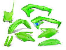 Cycra Racing All Green Powerflow Plastic Body Kit For Kawasaki KX 450 F 16-17