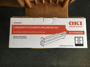 OKI Black Image Drum 43460224