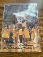 1994 SHAQUILLE O'NEAL Rookie Shaq Rare LSU CLASSIC PROMO Basketball Card RC NMMT