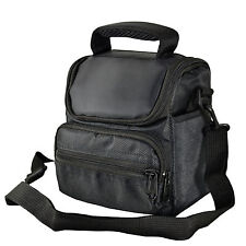 Camera Case Bag for Sony Cyber-shot DSC-H300 HX400VB Bridge Camera(Black)