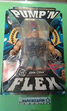 FIGURINE CATCH WWE JOHN CENA PUMP'N FLEX