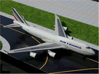 Gemini jets 1:400 Air France 747-400 F-GITB