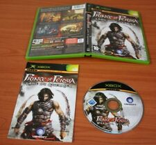 XboX Prince Of Persia L'ame Du Guerrier VF CD REMIS A NEUF