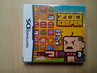 ZOO KEEPER - NINTENDO NDS DS DSi 2DS 3DS - PAL ITA ITALIANO COMPLETO COME NUOVO