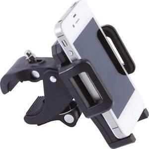 Iron Horse by Maxam® Adjustable Motorcycle/Bicycle Phone Mount