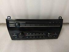 New ListingBmw 7er F01 F02 Radio and air conditioning control panel heated ceramic 9353549