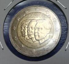 2 euros Luxemburgo, 2011 SC