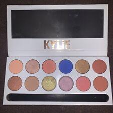 Kylie Cosmetics Royal Peach Pallette No Brush