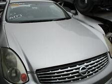 Nissan Skyline V35 Coupe Bonnet (Silver)