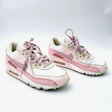 Nike Air Max 90 Blush Pink/White Athletic Shoes 15th Anniversary 2005 Womens 8
