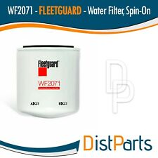 WF2071 Fleetguard Water Filter, Spin-On