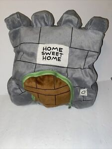Happy Nappers Dragon Reversible Play Pillow Rare And Doorbell Works Lovey