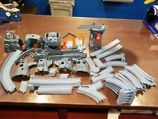 Thomas & Friends Train Track & Accessories Lot 56 Pcs Tank Steam Engine Gullane
