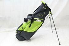 New Callaway Golf Hyper-Lite Hl Zero Stand Carry bag - Titanium Neon Yellow