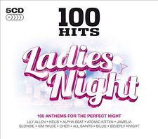 NEW 100 Hits: Ladies Night (Audio CD)
