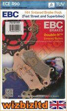 Frenos y componenentes de frenos EBC para motos KTM sin anuncio de conjunto