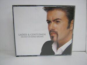 CD ALBUM GEORGE MICHAEL LADIES & GENTLEMEN THE BEST OF Large Box 8305