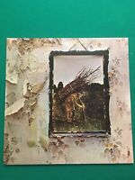 Led Zeppelin Zoso Gatefold Vinyl LP SD 19129 Dated 1971