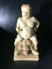 A.Giannetti Resin Statue of  Pietro Barbino Court Jester SALE