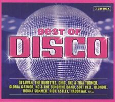 Best of Disco (48 tracks, Warner) Mood Mosaic, Ottawan, Linda & The Fun.. [3 CD]