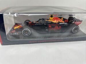Spark 1:43 Red Bull 2020 Barcelona Test Max Verstappen S6459 BRAND NEW!!