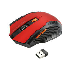 2.4GHz Wireless Mice With USB Receiver Gamer 1600DPI Mouse